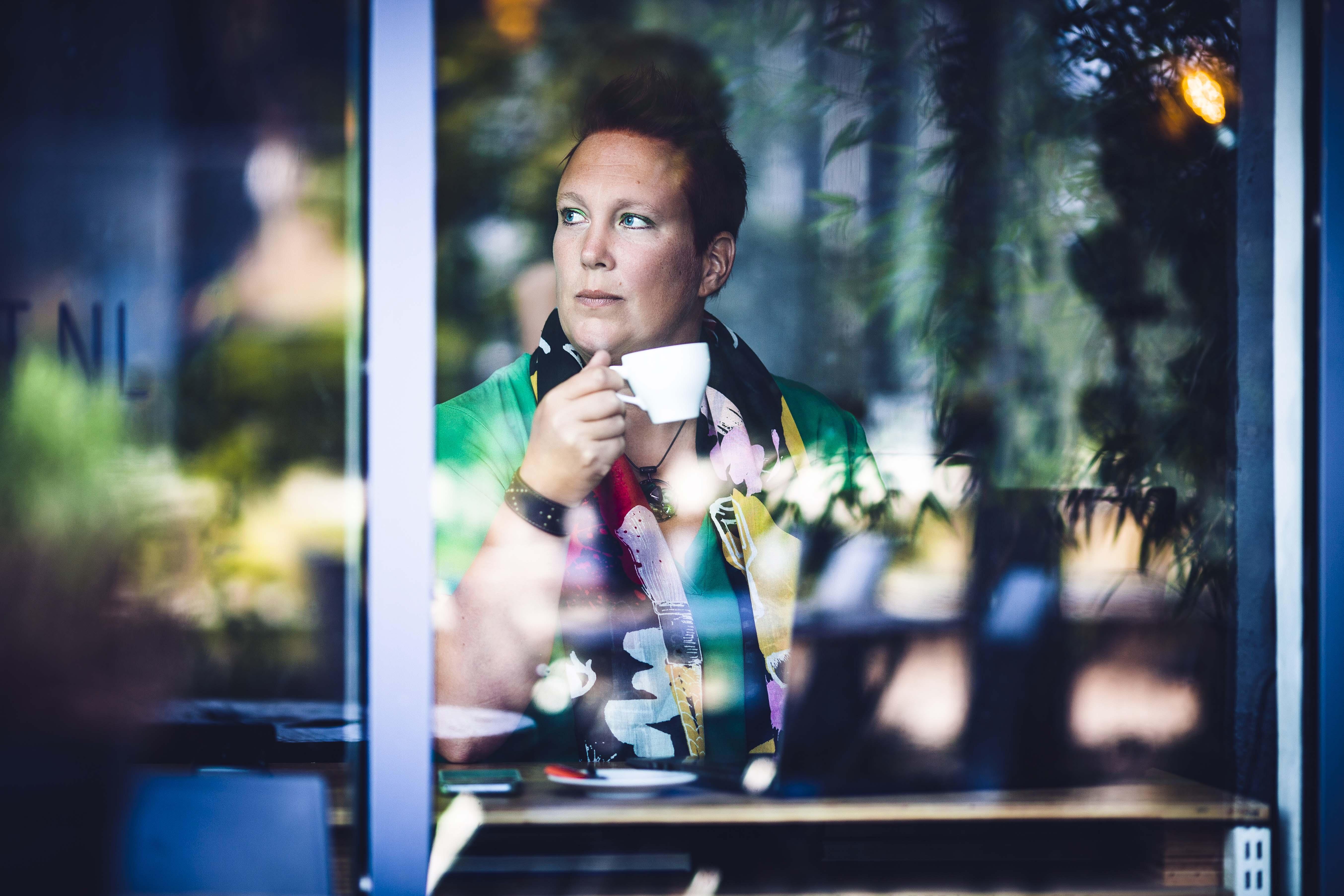 koffie, Ilse van de Burgwal, para-badminton, coach, woudenberg, authenticiteitscoach, veerkrachtcoach, veerkracht